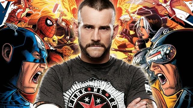 Thor Annual #1 CM Punk