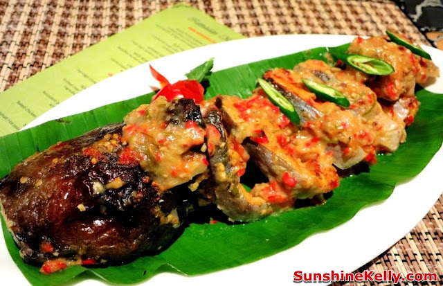 Ikan Bakar Tempoyak