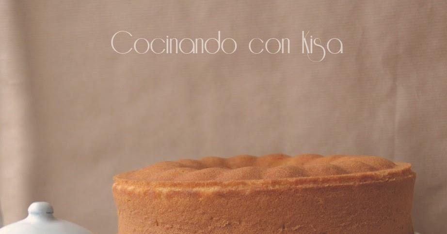 Cocinando con kisa bizcocho de queso y naranja kitchenaid for Cocinando con kisa