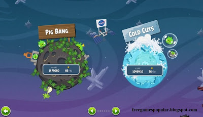Download Angry Bird Space Games Full