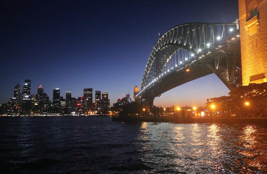 Sydney, I love you!