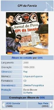 ALBUM CPI DA FAVELA.