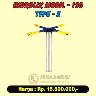 HIDROLIK TTYPE-X 150