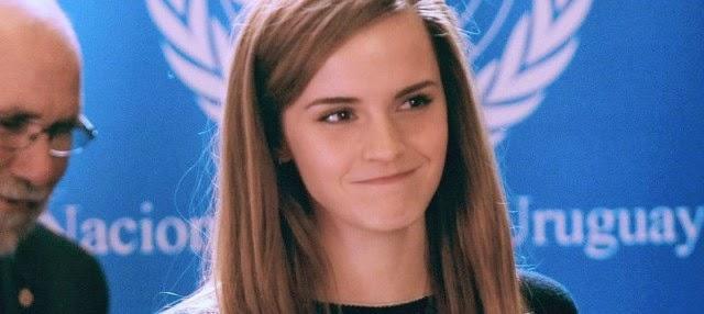 Emma Watson recebe título de Personalidade Feminista do Ano