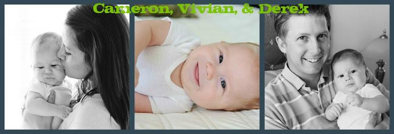 Vivian & Cameron