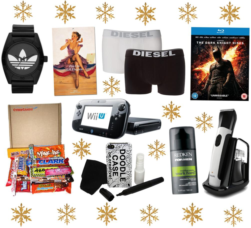 GIVEWAYS - Great christmas gifts for the boyfriend