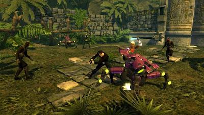 Artemis, Aqualad y Superboy en Young Justice: Legacy