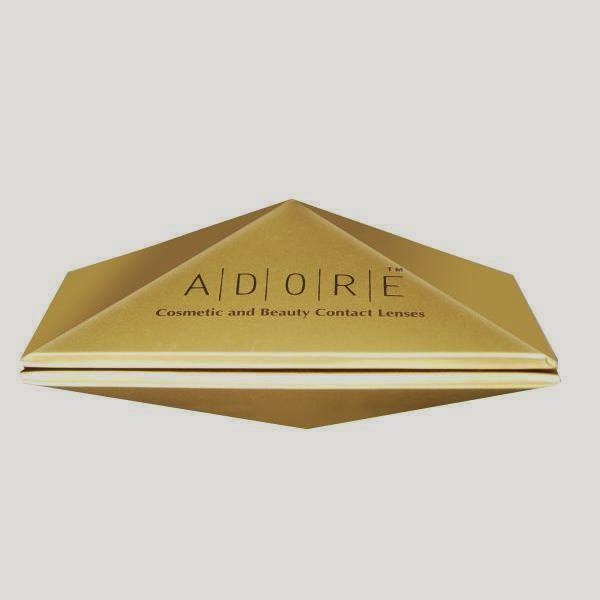 ADORE COSMETICS AND BEAUTY CONTACT LENSES