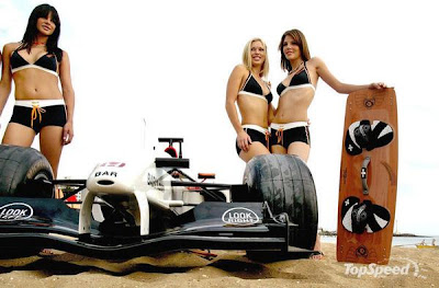 Girls of F1