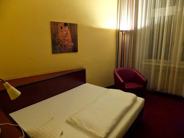 Vienne Wien hôtel fürst metternich