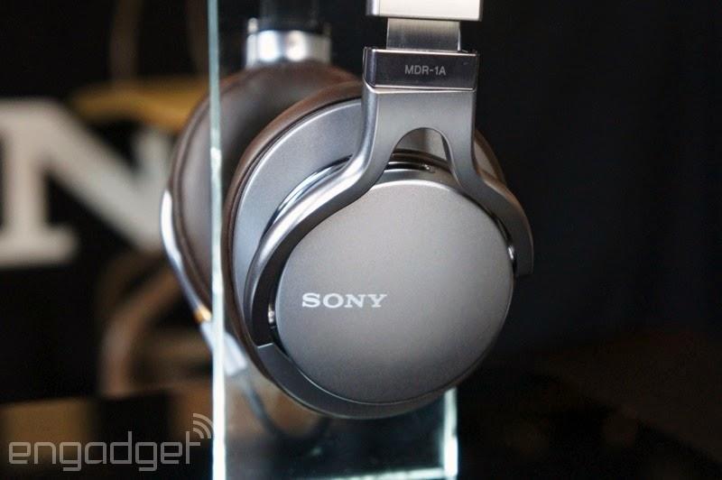 Novos HeadPhones Potentes da Sony