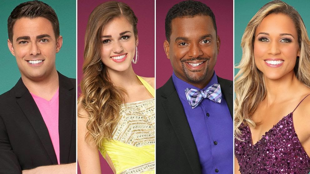 http://abcnews.go.com/Entertainment/dancing-stars-2014-season-19-celebrity-cast-revealed/story?id=25215335