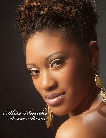 Miss Bermuda 2012 Smiths Dwanae Simons