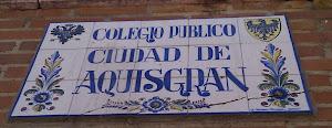 CEIP CIUDAD DE AQUISGRAN SCHOOL WEB SITE
