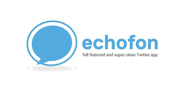 Echofon, un cliente de Twitter sencillo y completo