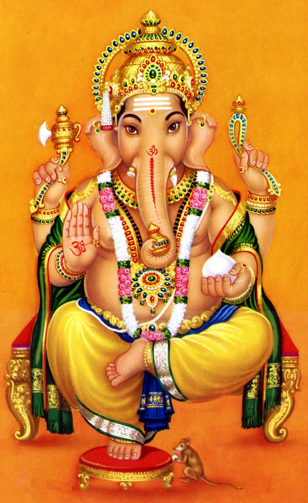 God pictures wallpapper lord ganesh ji wallpapper or images 10 - Shri ganesh hd photo ...