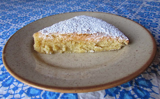 Tarta de Santiago, receta