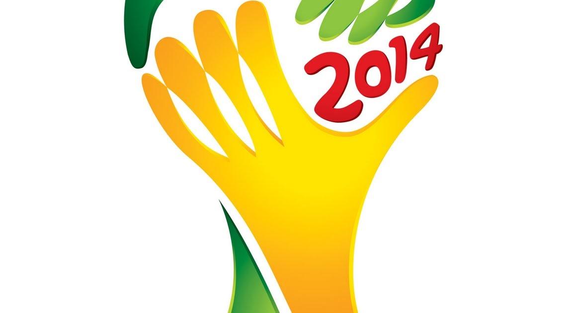 vector of the world fifa world cup brazil 2014 logo