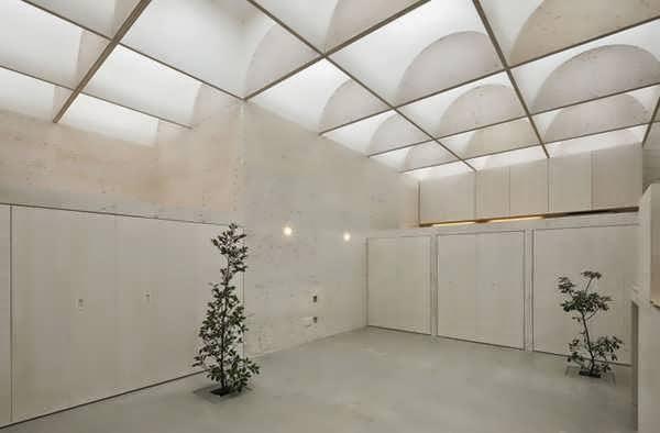 117 Japanese Natural Light House Design Plan With Natural Light