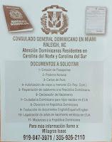 Consulado Dominicano