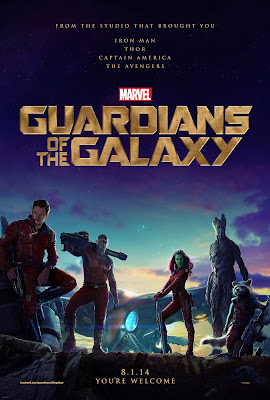 guardians of the galaxy teaser poster
