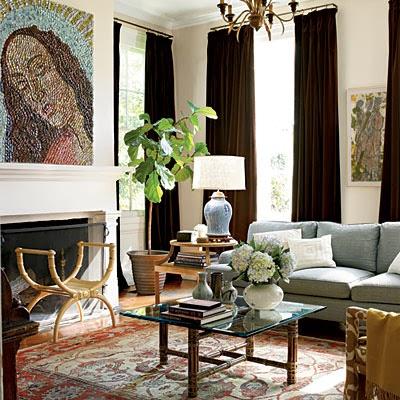Velvet Architecture Decorating Ideas