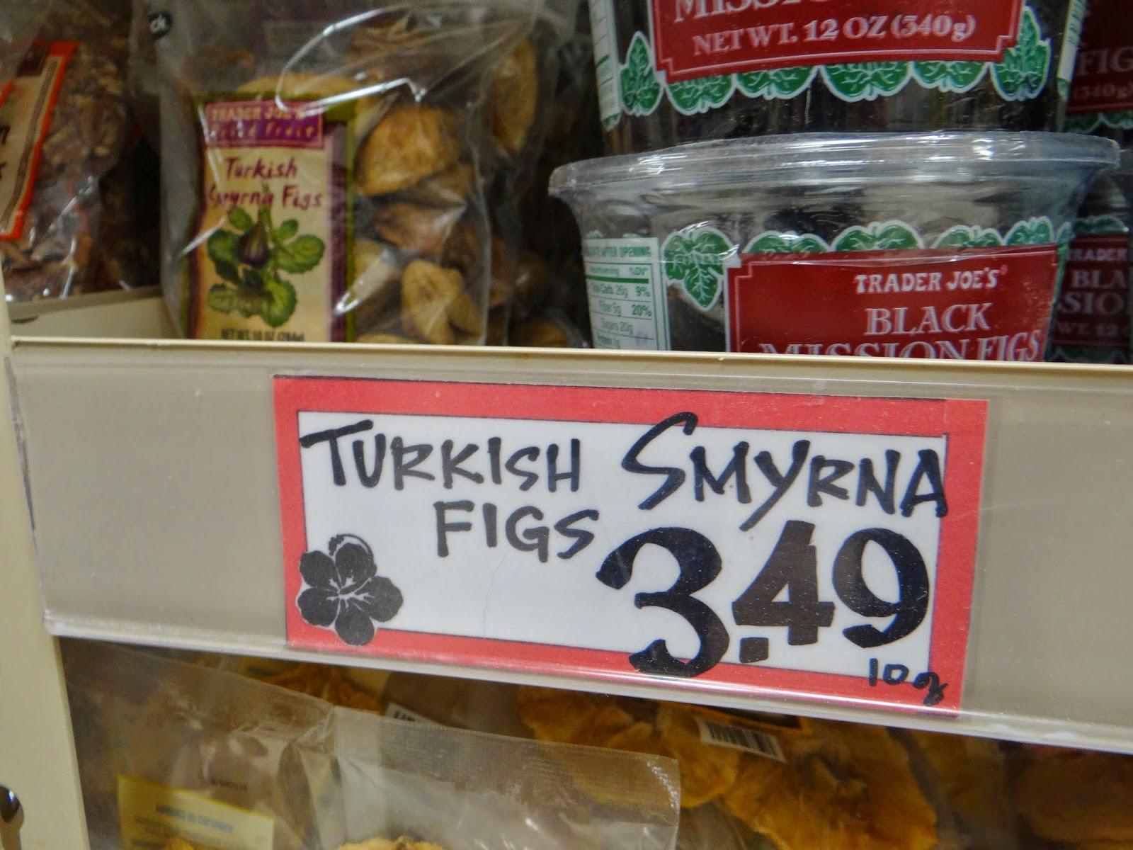 Smyrna Dried Turkish Figs | Dried Fig