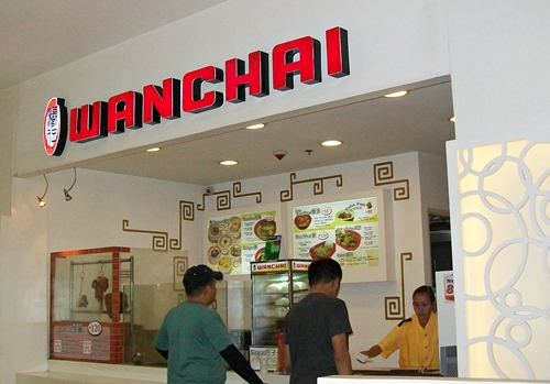 Wanchai Chinese restaurant in Lucky Chinatown Mall