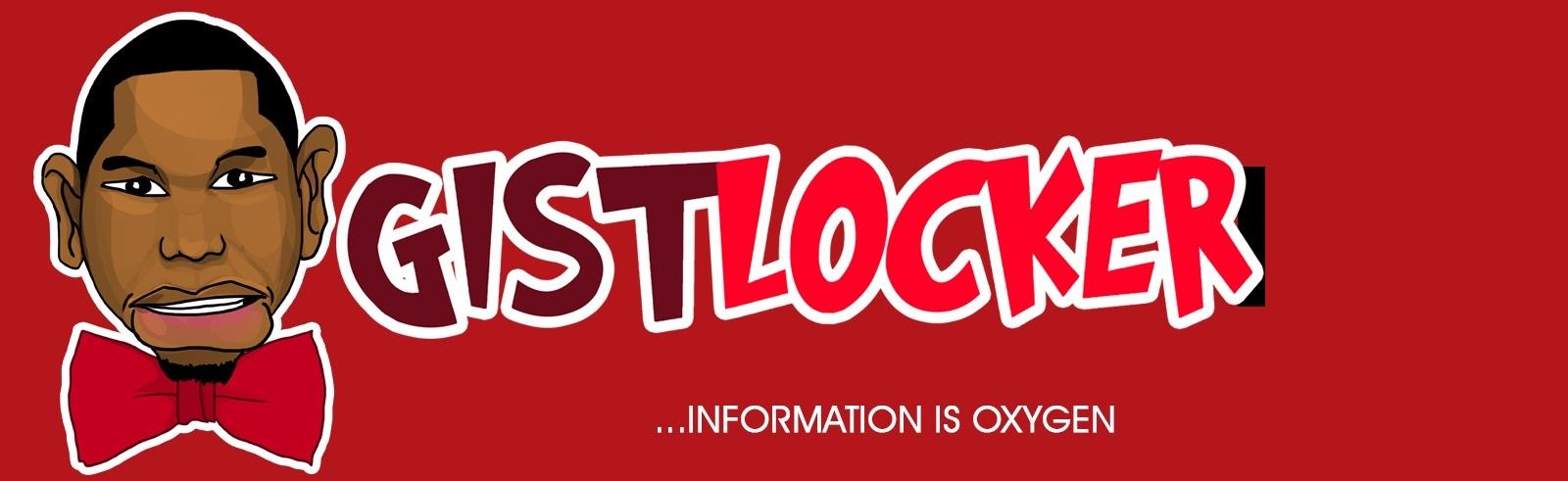 GistLocker | Information Is Oxygen