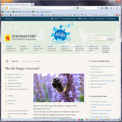 Screen capture of http://staffanstorp.se/2012/04/04/ska-du-bygga-i-sommar-2/.