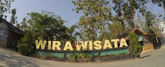 Lokasi Fisik Wirawisata Goa Pindul