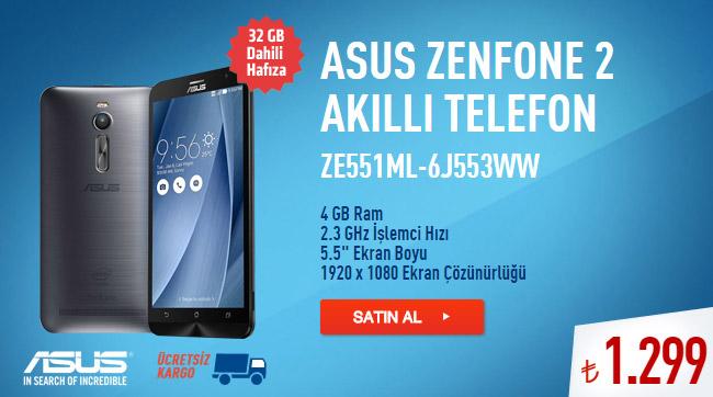 Asus Zenfone 2 Akilli Telefon