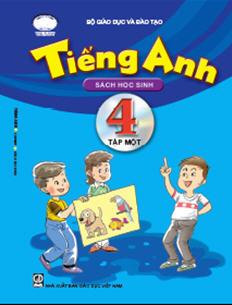 Sách giáo khoa tiếng Anh 4 - quyển 1