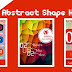Abstract Shapes Live HD Theme For Asha 202,203,X3-02,300,303,C2-02,C2-03,C3-01 Touch and Type Devices