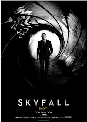 Skyfall in 3D