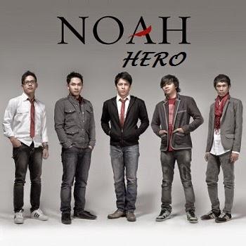Lagu Terbaru Hero - Noah