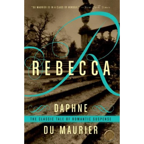 a review of rebecca by daphne Photograph: pr in the south of france, a young woman meets a man twenty years her senior, who is recovering after the tragic and sudden death of his first wife, rebecca.
