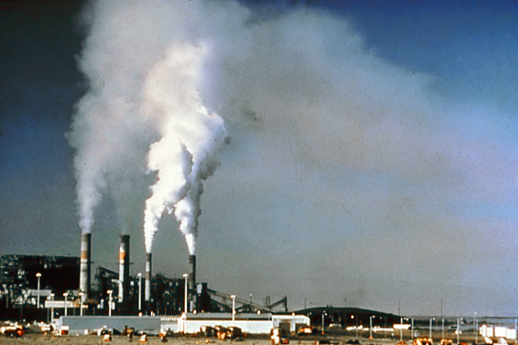 What is solution to air pollution