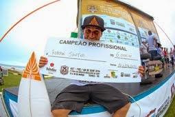 Campeão Gaúcho AST na Praia de Torres - Março 2014