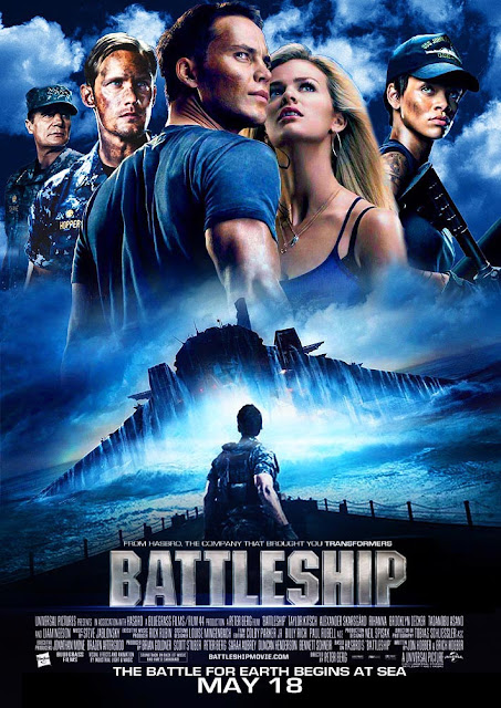 battleship poster
