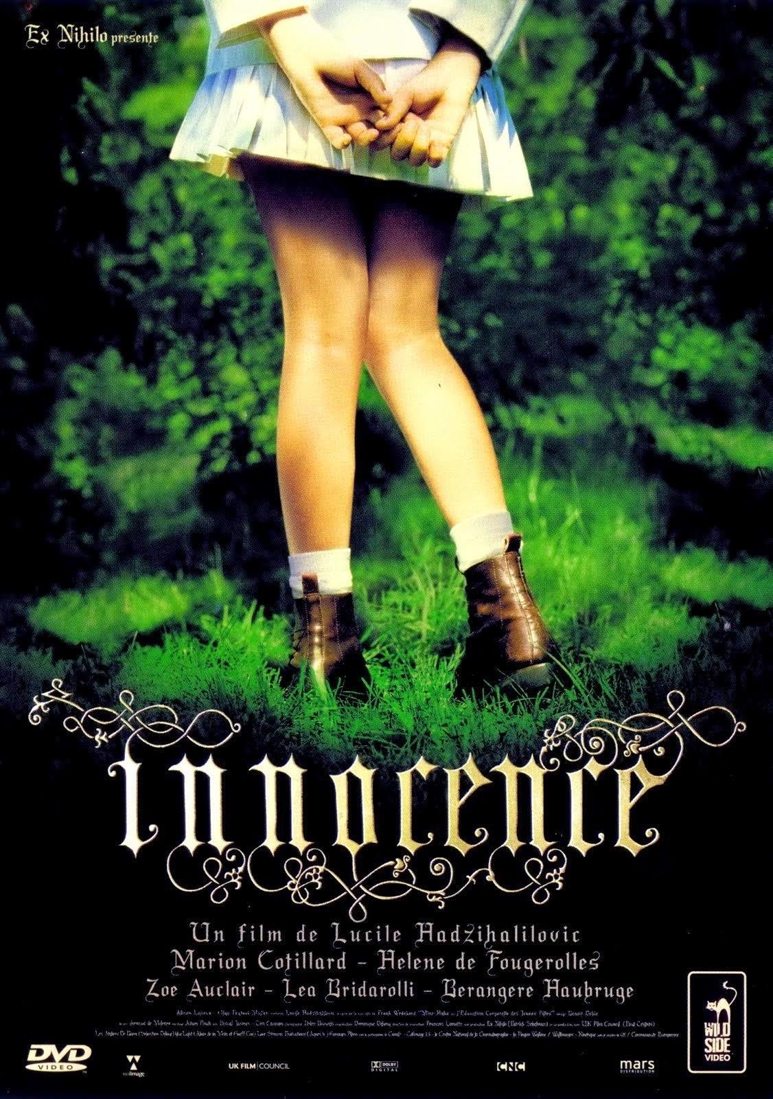 Innocence movie nice movie Poster