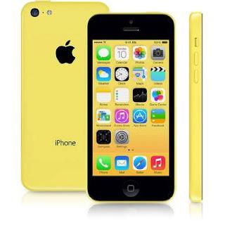 Iphone 5C Amarelo 8GB