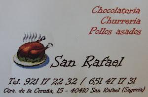 La Churrería San Rafael