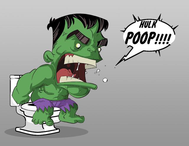 Hulk Poop por PhillieCheesie