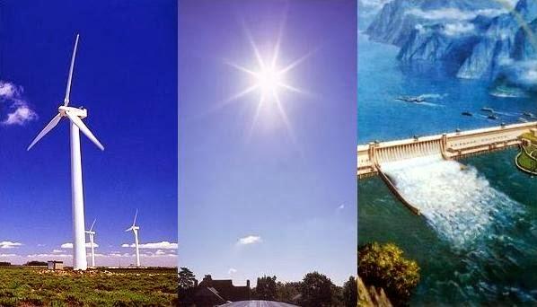 La energ a y los cambios de la materia f sica - Fotos energias renovables ...
