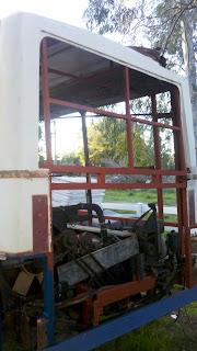 welding, rust treatment, rv, motorhome conversion