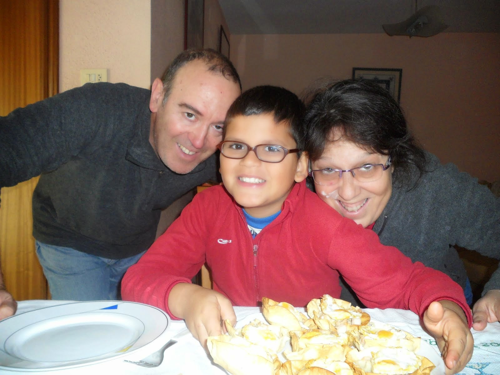 Juan, M.Carmen y Rafa