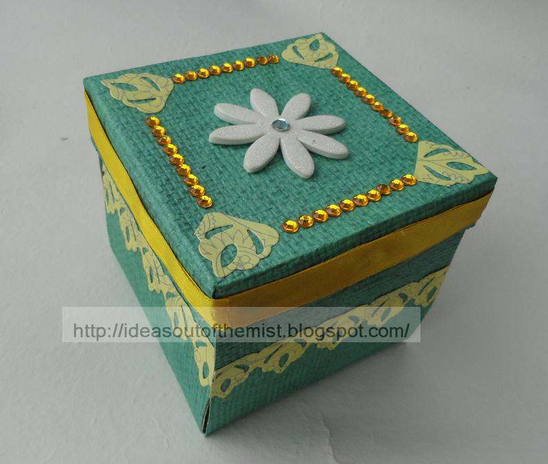 Ideas out of the mist how to make a beautiful handmade teachers how to make a beautiful handmade teachers day card m4hsunfo