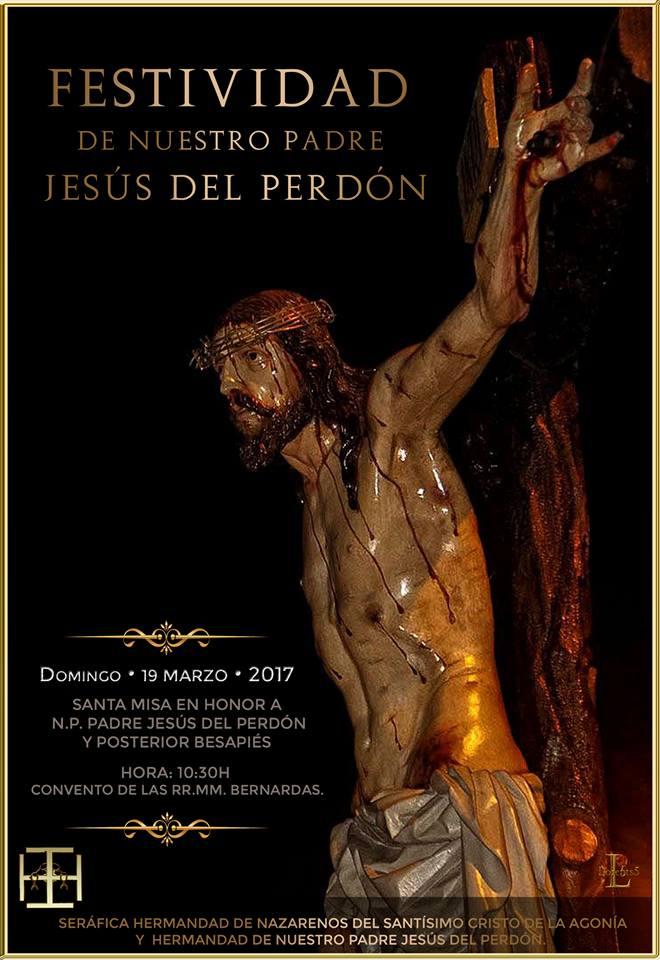 FESTIVIDAD  JESÚS DEL PERDON