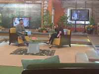 Dr. Shaista Lodhi's special Interview In Muskurati Morning with Faisal Quarishi at TV ONE, 21st December 2013